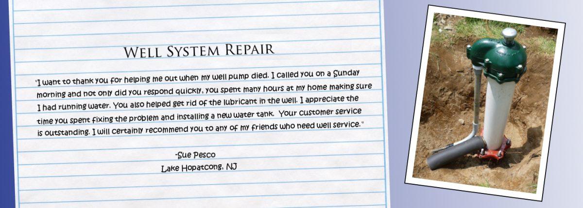 Lakeland Water Pump Co. - Well System Repair