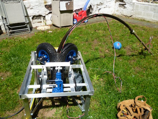 UP-Z-DAZY pump puller